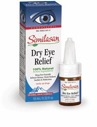 Similasan Dry Eye Relief Drops - 0.33 Fluid Ounces
