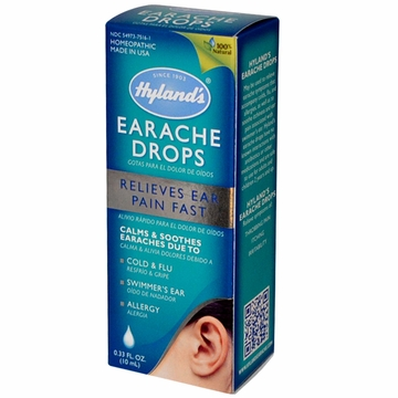 Earache Drops All Ages by Hylands - 0.33oz.