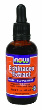 Now Foods Echinacea Extract - 2 Fluid Ounces