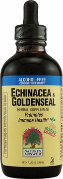 Echinacea and Golden Seal by Nature's Answer - 4oz.