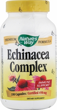 Echinacea Root Complex by Nature's Way - 180 Capsules