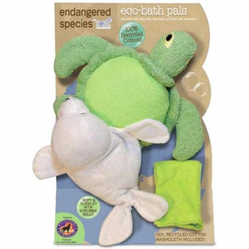 Health Science Labs Endangered Species Turtle Pals Eco Bath Set