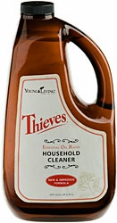 Young Living Economy Size Thieves Household Cleaner - 64 Ounces