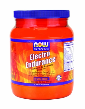 Now Foods Electro Endurance - 2.2 Pounds