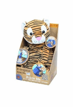 Health Science Labs Endangered Species Wild Cat Follow Me 2-in-1 Backpack and Safety Harness