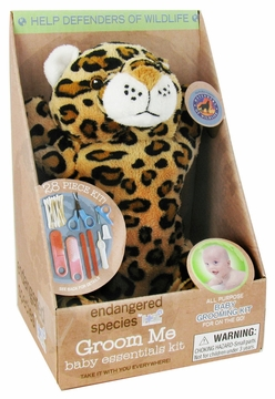 Health Science Labs Endangered Species Polar Bear Groom Me Baby Essential Kit