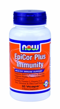 Now Foods EpiCor Plus Immunity - 60 Vegetarian Capsules