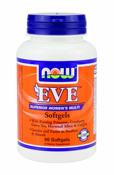 Now Foods Eve Women's Multiple Vitamin - 90 Softgels