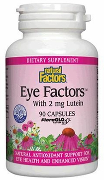 Eye Factors by Natural Factors - 90 Capsules