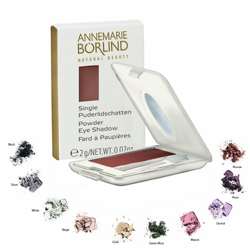 Eye Shadow Mauve by Borlind Of Germany - 0.07oz.