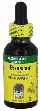 Eyebright Herb Alcohol Free by Nature's Answer - 1oz.