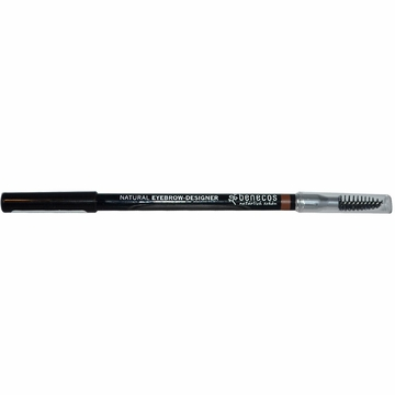 Eyebrow-Designer Gentle Brown by Benecos - 1.05 Grams