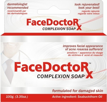 Face Doctor Chinese Rejuvenating Soap by Face Doctor Rx - 3.5oz.