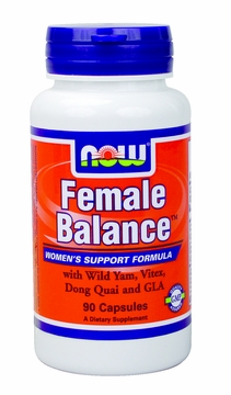 Now Foods Female Balance - 90 Capsules