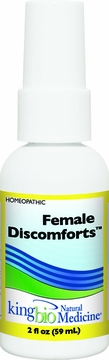 Female Discomforts by King Bio - 2oz.