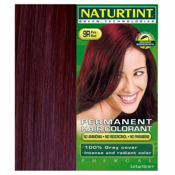 Naturtint Hair Colourants 9R (Fire Red) - 5.28 Fluid Ounces