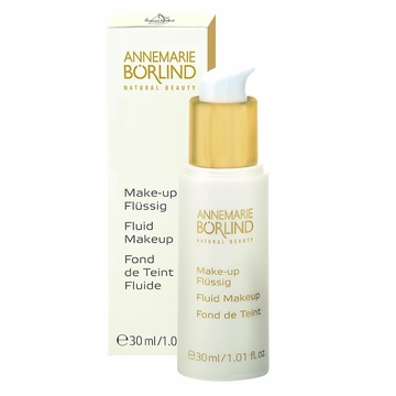 Fluid Makeup Ivory by Borlind Of Germany - 1oz.