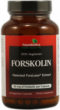 Futurebiotics Forskolin - 60 Vegetarian Capsules