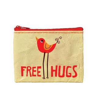 Free Hugs Coin Purse by Blue Q