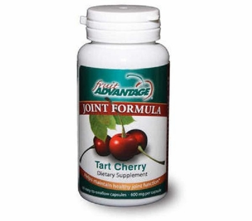 Fruit Advantage Montmorency Tart Cherry Capsules (Compare to Cherry Flex) by Traverse Bay Farms - 60 Capsules