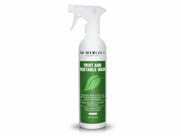 Fruit & Vegetable Wash by Mercola - 16 oz.