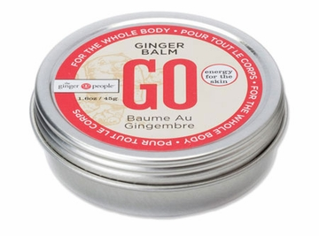 GO The Ginger People Ginger Balm - 1.6 Ounces