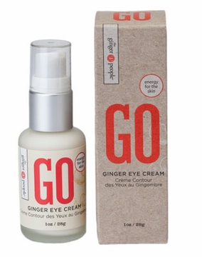 GO The Ginger People Ginger Eye Cream - 1 Ounces