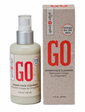 GO The Ginger People Ginger Face Cleanser - 5 Ounces