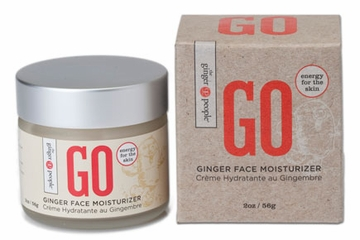 GO The Ginger People Ginger Face Moisturizer - 2 Ounces