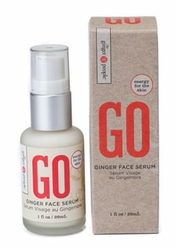 GO The Ginger People Ginger Face Serum - 1 Ounces