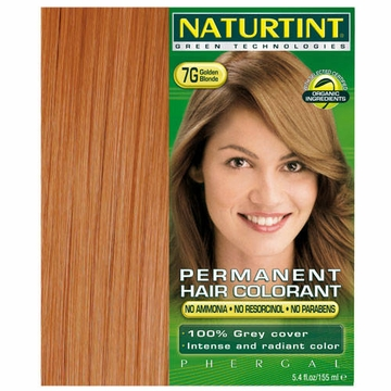 Naturtint Hair Colourants 7G (Golden Blonde)  - 5.28 Fluid Ounces