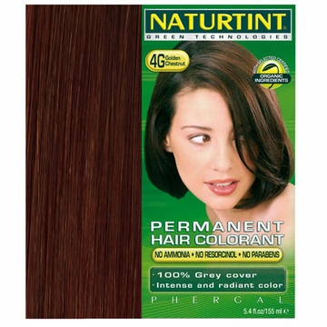 Naturtint Hair Colourants 4G (Golden Chestnut) - 5.6 Fluid Ounces