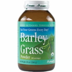 Pines International Organic Barley Grass Powder - 10 Ounces
