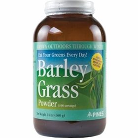 Pines International Organic Barley Grass Powder - 24 Ounces