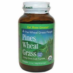 Pines International Wheat Grass Powder - 3.5 Ounces