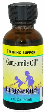 Gum-omile Oil by Herbs for Kids - 1oz.