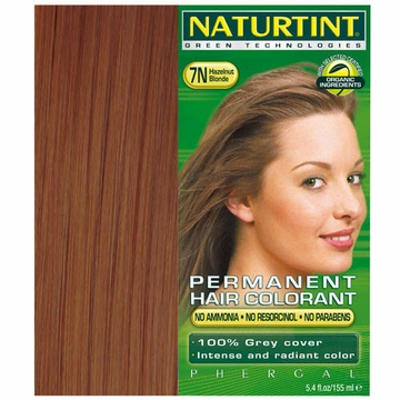Naturtint Hair Colourants 7N (Hazelnut Blonde) - 5.6 Fluid Ounces