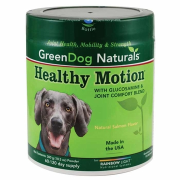 Rainbow Light Greendog Naturals Healthy Motion Powder - 300 Grams