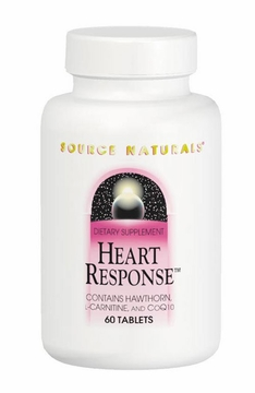 Source Naturals Heart Response - 60 Tablets