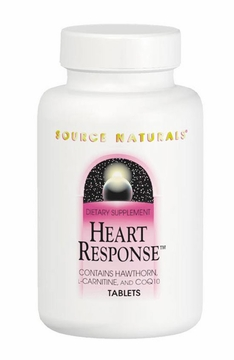 Source Naturals Heart Response - 90 Tablets