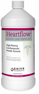 Heartflow (Artery Care Formula) by Eniva - 32oz