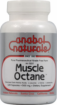 Hi-Test Muscle Octane Powder by Anabol Naturals - 100 Grams