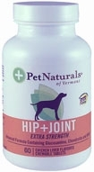 Pet Naturals of Vermont Hip + Joint Extra Strength - 60 Tablets