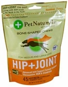 Pet Naturals of Vermont Hip + Joint for Medium & Large Dogs - 45 Chews