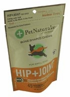 Pet Naturals of Vermont Hip + Joint for Small Dogs - 45 Soft Chews