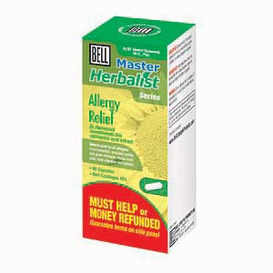 Histamine Balance (Formerly Allergy Relief) by Bell Lifestyle Products Inc. - 30 capsules