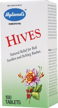 Hives by Hylands - 100 Tablets