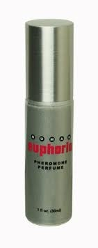 Human Euphoria Women's Pheromone Perfume (Attract Males) by Eyefive Inc. - .33 oz..