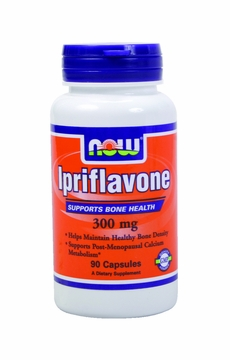Now Foods Ipriflavone 300 mg - 90 Capsules