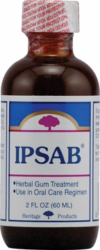 IPSAB Herbal Gum Treatment by Heritage Store - 2oz.